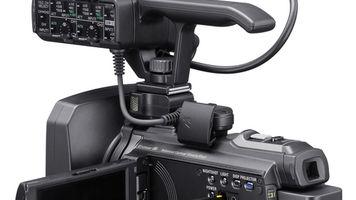 The HXR-NX30U - a Handheld Professional Camcorder