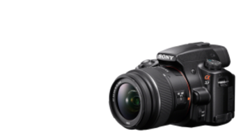 Sony Sends in New Alpha Cameras: the NEX-F3 and SLT-A37