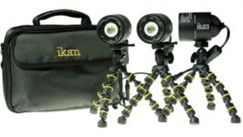 Pro Gear Highlight: ikan Table Mini LED Kit