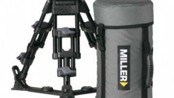 Pro Gear Highlight: Miller MINI Tripod