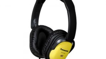 Headphones from Panasonic RP-HC200 Bring You the Right Noise