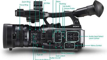 Sony PMW-200 XDCAM 3 CMOS Sensor 4:2:2 Announced
