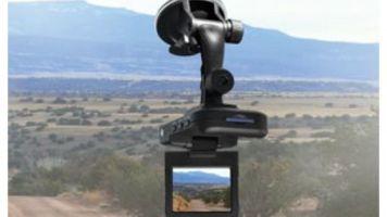 Take a Ride with Hammacher Schlemmer's Roadtrip Video Recorder