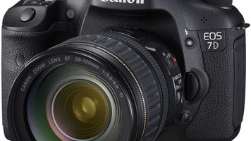 Canon 7D Firmware Version 2.0 Adds Manual Audio Control