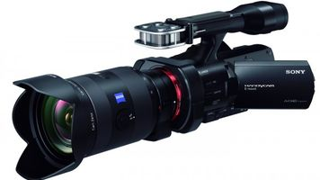 Sony Announces the NEX VG900 and VG-30