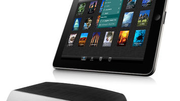 Seagate Central storage device wirelessly connects with a tablet