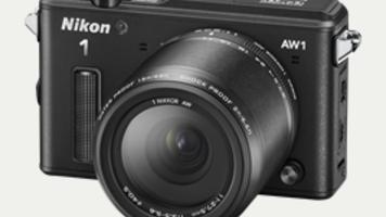 Nikon 1 AW 1 Waterproof Shockproof Interchangeable Lens Camera