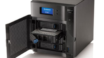 Desktop storage device with hot swappable drives