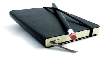 A notebook is a powerful tool