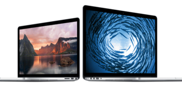 MacBook Pro 15 and 13 inch models