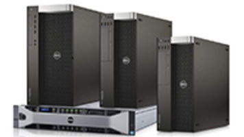 Dell Precision Workstation - Family Photo