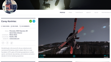 Movidiam - Freelance Profile