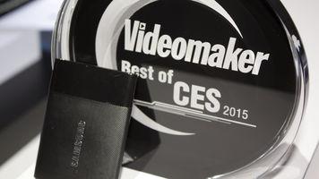 Small black SSD and award