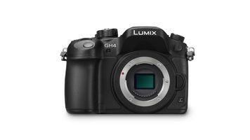 Panasonic LUMIX GH4 adds anamorphic 4K video