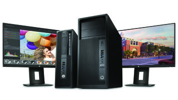 HP Z240 Tower and Z240 SFF Workstations