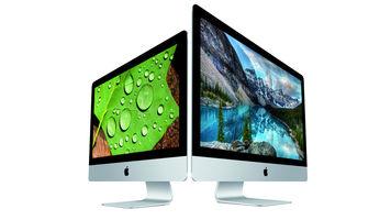 Apple 4K and 5K iMacs