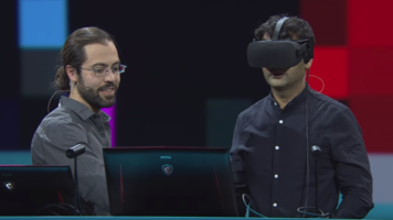 Adobe Demos Possible Future Video and VR Technology
