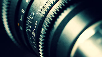 Cinema Lens image courtesy of Pexels licensed under Creative Commons
