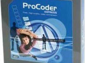 Test Bench:Canopus ProCoder Express Transcoding Software