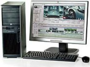 HP xw4200 Workstation Review