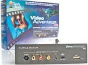 Voyetra Turtle Beach Video Advantage PCI Capture Card Review