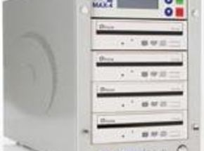 Disc Makers ReflexMax4 DVD Duplicator Review