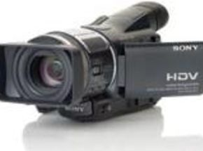 Sony HDR-HC1 HDV Camcorder Review
