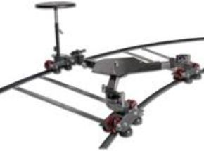Indie-Dolly Systems Universal Dolly with Curved Track Kit Review