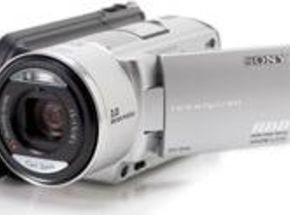Camcorder Review:Sony DCR-SR100 Hard Drive Camcorder