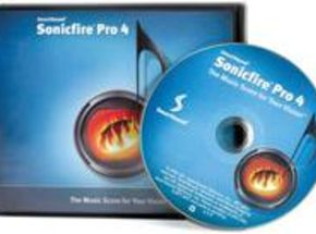 SmartSound Sonicfire Pro 4 Music Creation Software Review