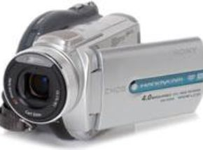 Sony DCR-DVD505 DVD Camcorder Review