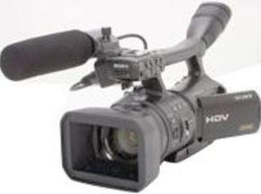 Sony HVR-V1U HDV Camcorder Review