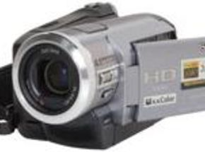 Sony HD Camcorder Review: Sony HDR-HC7 HDV Camcorder