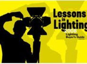 Lessons in Lighting - Lighting Buyer's Guide 2008
