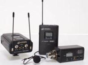 Azden 320ULX UHF Wireless System Microphone Review
