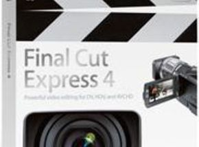 Apple Final Cut Express 4 Video Editing Software Review