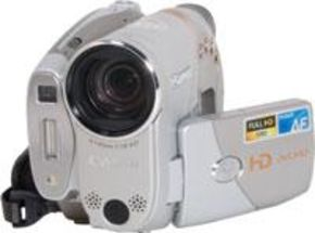 Canon HR10 DVD Camcorder Review