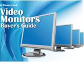Video Monitors Buyer's Guide