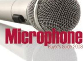 Microphone Buyer's Guide 2008