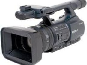 Videomaker's 2009 Best Tape Camcorder: Sony HDR-FX1000 HDV Camcorder Review