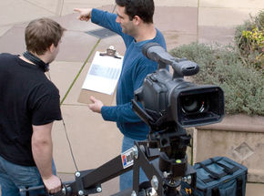 Talking the Talk: Director to DP