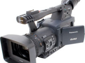 Panasonic AG-HPX170 DVCPRO HD Camcorder Review