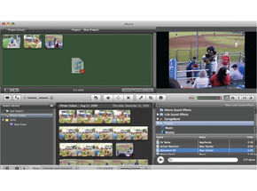 Apple iMovie '09 Video Editing Software Review