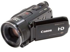 Videomaker's 2009 Best Memory Card Camcorder: Canon VIXIA HF S11 AVCHD Camcorder Review