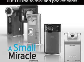 2010 Guide to Finding the Best Small Digital Camera.
