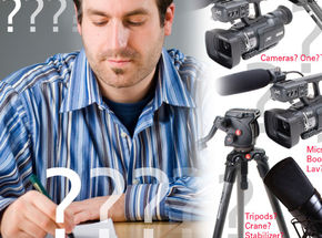 Video Production Scheduling