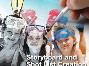 The Perfect Plan: Storyboard and Shot List Creation