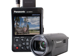 Panasonic's POVCAM and Memory Card Portable Recorder Review