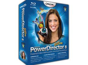 Cyberlink PowerDirector 8 Intermediate Editing Software Review