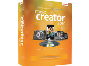 Roxio Creator 2010 Disc Burning Software Review